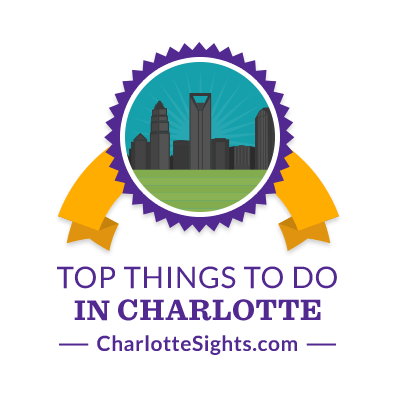 Top Things To Do In Charlotte Badge